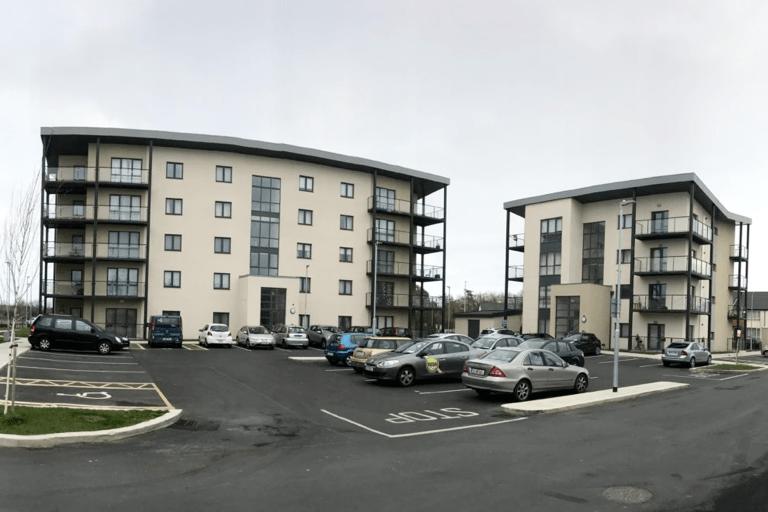 Hansfield Wood, F Block Apartments